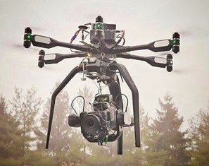 World's First ARRI Alexa XT Micro-Aerial Flight with AeroCine: | FilmTechnic | Scoop.it