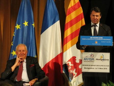 Estrosi annonce 100 millions d'euros pour aider les stations | Actus et économie de la montagne | Scoop.it