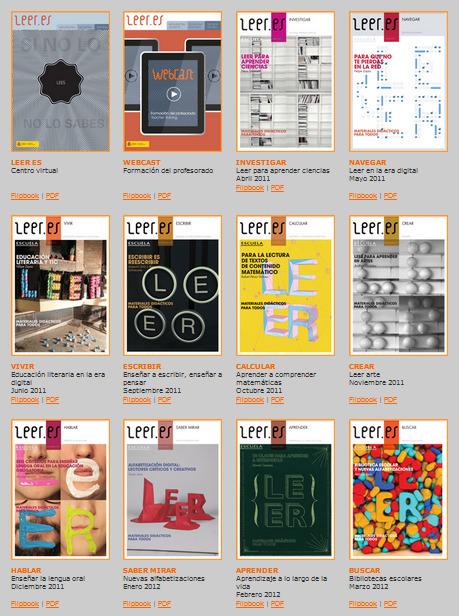 Publicaciones Leer.es | Las Tics y las ciencias de la informacion | Scoop.it