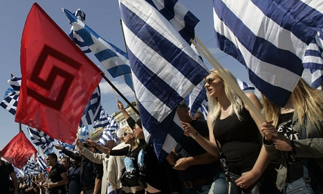 SS songs and antisemitism: the week Golden Dawn turned openly Nazi | Littérature et autres | Scoop.it