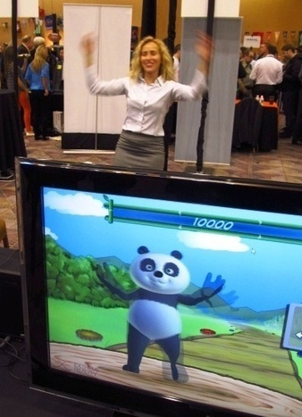 New Software Turns Your Lame 2D Camera into a Awesome 3D Gaming System | 3D and Technology | Scoop.it