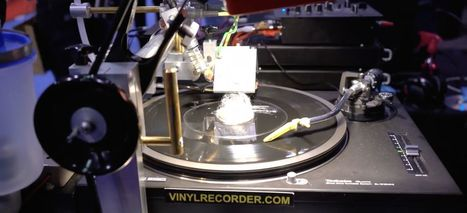 VinylRecorder.Com Makes Cutting Your Own Vinyl Very Possible | independent musician resources | Scoop.it