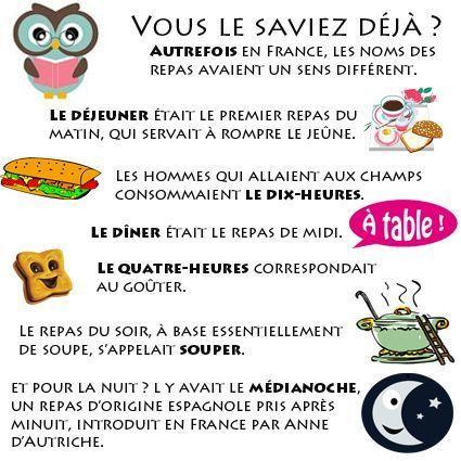 Vous le saviez déjà? | Français Langue Étrangére FLE | Scoop.it