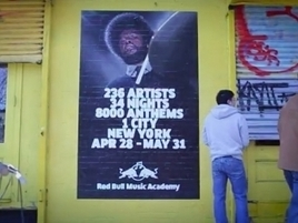 How Red Bull Quietly Took Over NYC for Its Red Bull Music Academy Event   audio branding   Scoop.it