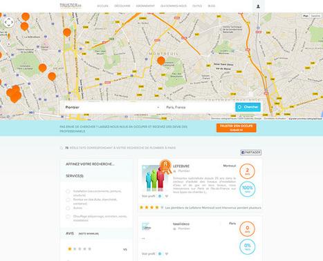 Trouver un professionnel de confiance avec Truster.fr | Agence BWA - Veille | Scoop.it