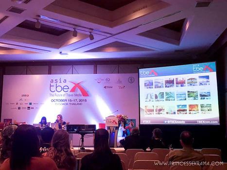 Retour sur ma participation au Salon TBEX Asia 2015 ! | Actu Web marketing - Blogging | Scoop.it