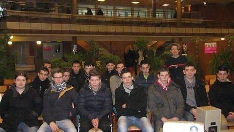 Forum sécurité routière : 727 lycéens y participent | Les animations autour du lycée Le Gros Chêne | Scoop.it