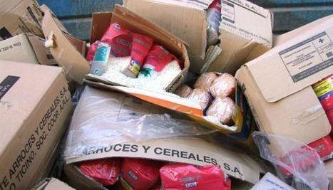 La FAO denuncia el desperdicio anual de 1.300 millones de toneladas de alimentos | NOTICAS_GEO3ºESO | Scoop.it