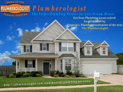 The Dream House Plumber at Fairfax | Fairfax Commercial Plumbers | Scoop.it