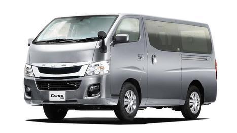 2014 Middle East debut for FUSO Canter Van | Transportation & Engines | Scoop.it