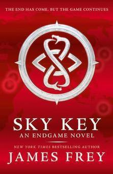 Sky Key by James Frey, Nils Johnson-Shelton | Read all about it | Scoop.it
