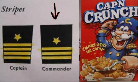 We Don't Know How To Handle The Fact That Cap'n Crunch Has Been Living A Lie | Troy West's Radio Show Prep | Scoop.it