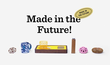 Made in the Future | Teaching the Australian Curriculum: Technology - Resources for Upper Primary | Scoop.it