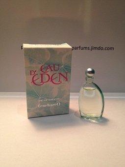 Cacharel - Miniature Eau d'Eden EDT 5ml - werner54 - Skyrock.com | Histoire de parfum | Scoop.it
