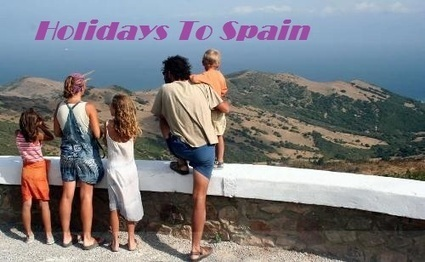 Holiday Spain | Ameliays | Scoop.it