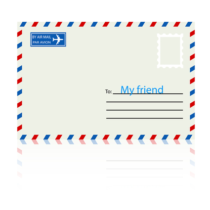 Has Social Media Killed The Postcard? [INFOGRAPHIC] - AllTwitter | SM 1 | Scoop.it