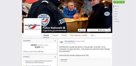 Police et gendarmerie face aux débordements de leurs agents sur les réseaux sociaux | Baueric - Economie numérique | Scoop.it