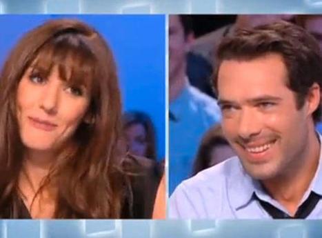 Doria Tillier : sa météo orageuse contre son « ami » Nicolas Bedos - Voici | julienbinet | Scoop.it