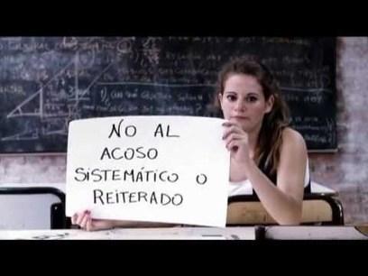 Campaña contra el acoso escolar | EDUCANDO | Scoop.it