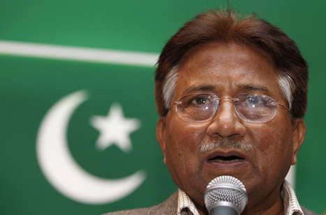 Musharraf emergency act declared 'illegal'   North an South America   Scoop.it