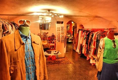 Consigli per aprire un negozio di abiti usati - | Lavoro in proprio | Scoop.it