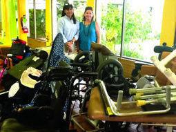 Moody Clinic donates equipment to DIF social services in Matamoros   Rio Grande Valley-Bajo Bravo   Scoop.it