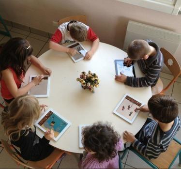 Expérimentation de tablettes (iPad) ville de Belfort | Lecture, ressources et services numériques en bibliothèque | Scoop.it
