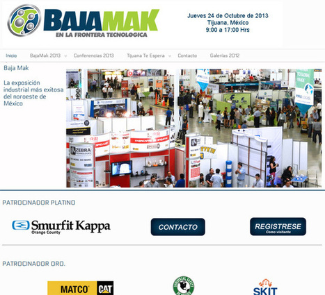 BajaMak Tradeshow 2013 | San Diego Center for International Trade Development (CITD) | Global Trade and Logistics | Scoop.it