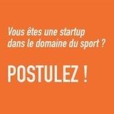 Les startups | Le Tremplin | Politiques sportives et innovation | Scoop.it