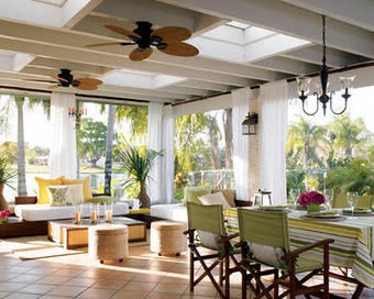 Unpretentious Style: DIY Outdoor Rooms   Tips and ideas for your home.   Scoop.it