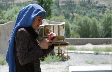 Mobile lifeline under threat for Afghan women – Nokia Conversations : the official Nokia blog | Afghan Women in Media | Scoop.it