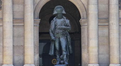 France Terres d'Histoire magazine | Restauration de la statue de Napoléon | E- Presse | Scoop.it