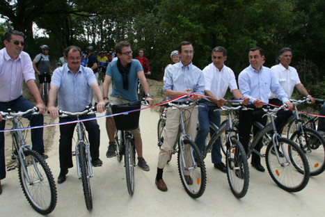 1000 km de pistes cyclables accessibles en famille « Le Courrier ... | CRAKKS | Scoop.it