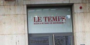 Ringier et Tamedia plus maîtres du «Temps» - 20 minutes.ch | Rachat du Temps | Scoop.it