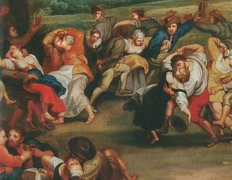 Sex v době pátera Koniáše? Příležitost dělala zloděje vždycky | Stardust | Scoop.it