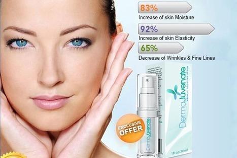 DermaJuvenate Review With Video - A De-Aging Collagen Repair Treatment Your Skin Needs - SkinCareInfo4u.com | computer | Scoop.it