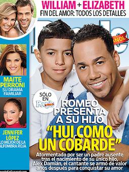 Romeo Santos presenta a su hijo | Romeo Santos | Scoop.it