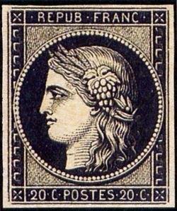 Réforme postale en 1849 etbillet de port payé, ancêtre du timbre-poste en 1653 | L'écho d'antan | Scoop.it