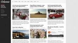 Columnis Blog & Magazine WordPress Theme | Free & Premium WordPress Themes | Scoop.it