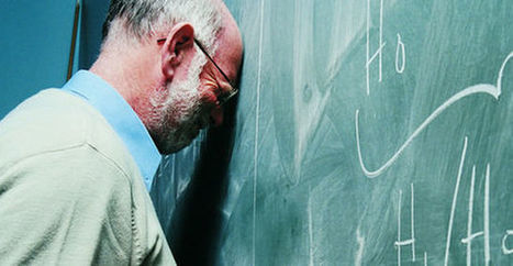 Bajas por estrés del profesorado: entre la contingencia común o el accidente de trabajo | Recull diari | Scoop.it