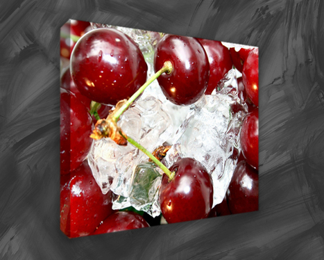 Attract a Bountiful Life With Food and Drink Canvas Prints | Canvas art | Scoop.it