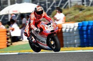 Late bounce for soft-shod Dovizioso | Ductalk Ducati News | Scoop.it