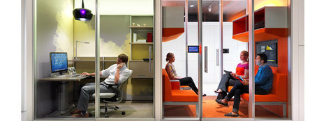 Creating Collaborative Workspaces   Workplaces of the Future   Scoop.it