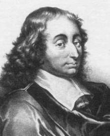 19 juin 1623 naissance de Blaise Pascal | Racines de l'Art | Scoop.it