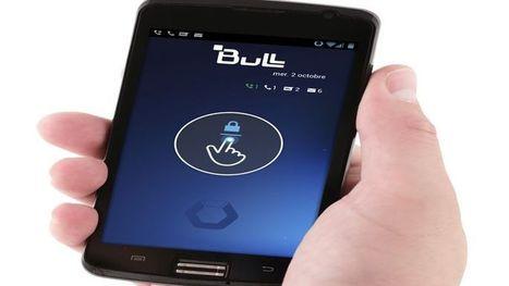 Bull lance un smartphone sécurisé pour les entreprises | e-santé | Scoop.it