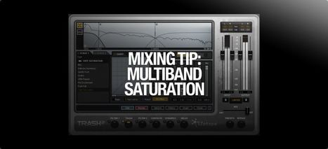 Advanced Mixing Tip: Punchier Kicks With Multiband Saturation | independent musician resources | Scoop.it