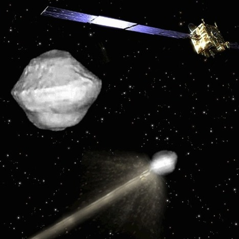 European Asteroid Smasher Could Bolster Planetary Defense | Planets, Stars, rockets and Space | Scoop.it