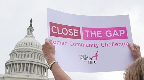 House GOP pulls breast cancer research bill | Advocacy Action & Issues in Cancer | Scoop.it