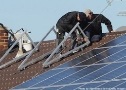 Are Solar Panels Facing the Wrong Direction? | Sustainable Energy | Scoop.it