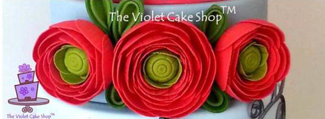 Ranunculus Tutorial | Cake Design | Scoop.it